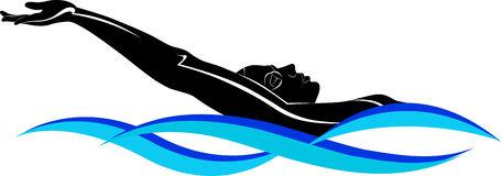 Swimming Backstroke Clipart Clipground
