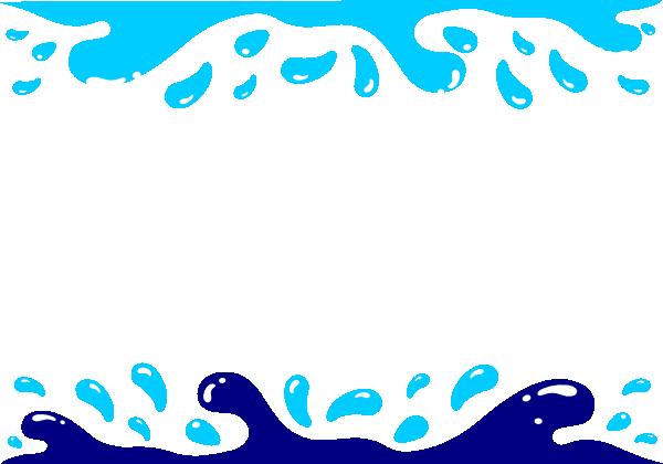 Free Swimmer Border, Download Free Clip Art, Free Clip Art.