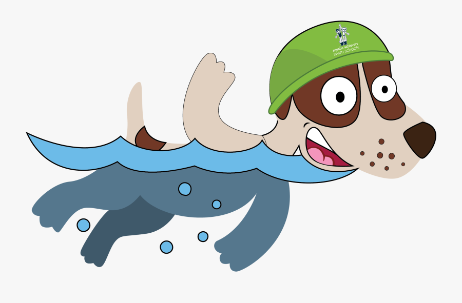 Dog Swimming Clipart , Free Transparent Clipart.