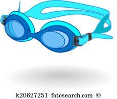 swimming equipment clipart #19