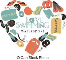 Swimming equipment Illustrations and Clip Art. 3,813 Swimming.
