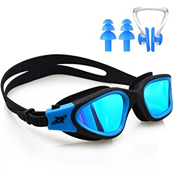 Amazon.com : Swimming Goggles, ZIONOR G1 Polarized Swim Goggles.