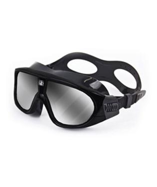 Body Glove Del Mar Pro Swim Mask Silicone Adult Swimming Goggles.
