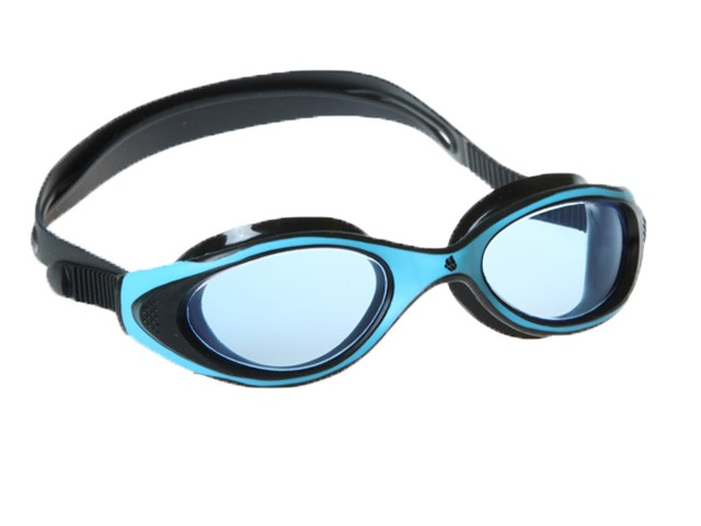 Mad Wave Flame Swimming Goggles.