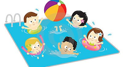 Kids swimming clipart 4 » Clipart Station.