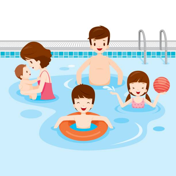 Swimming Pool Clipart 23.
