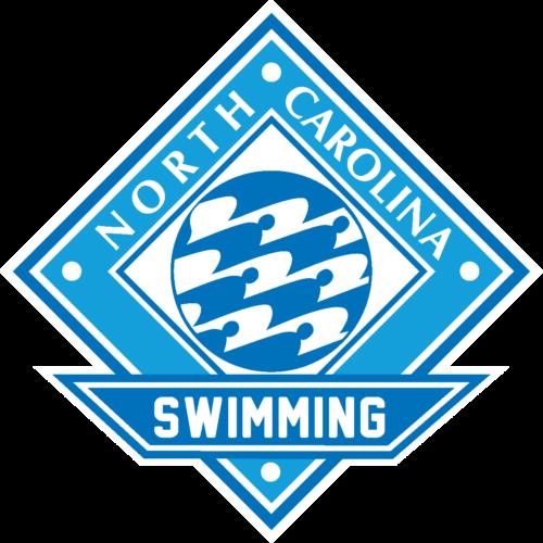 NC Swimming Logos.