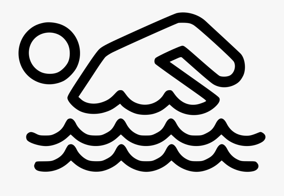Person Swimming Png.