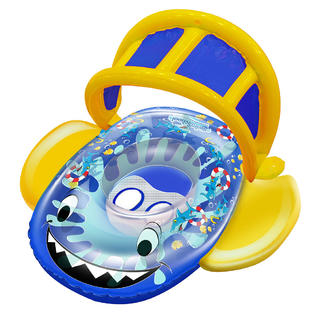 Aqua Leisure SwimSchool Shark Baby Boat.