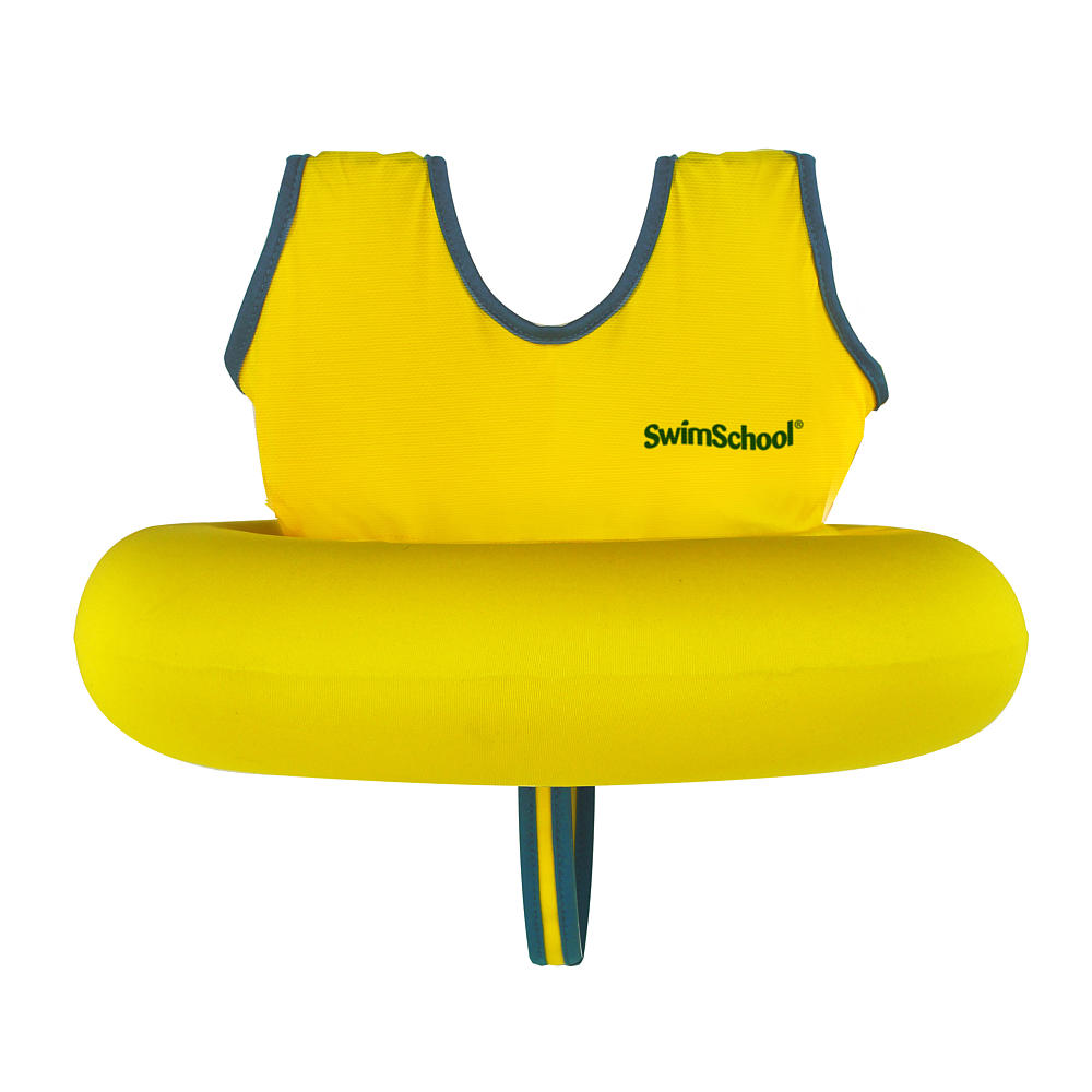 SwimSchool Yellow Deluxe Tot Trainer.