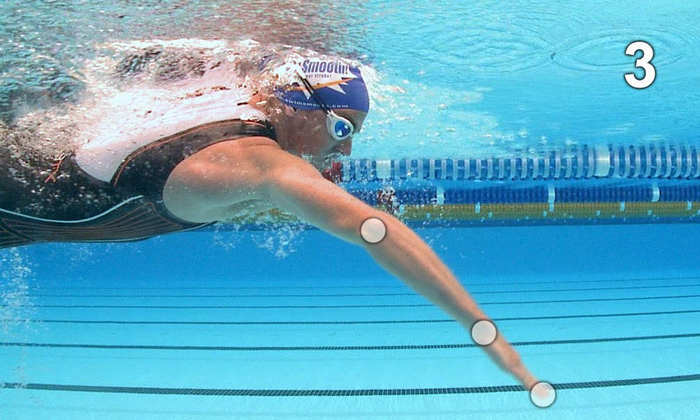 Feel For The Water! Advice & Tips to Improve Your Swimming..
