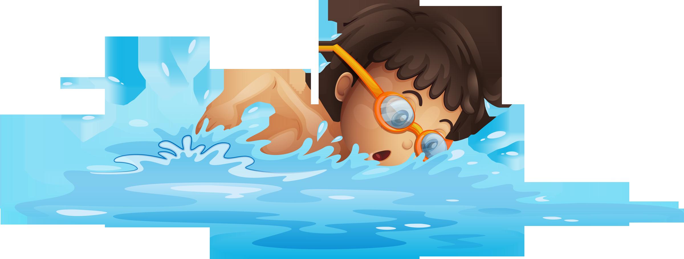 Download Swimming PNG Pic.