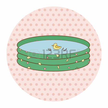607 Baby Pool Stock Vector Illustration And Royalty Free Baby Pool.