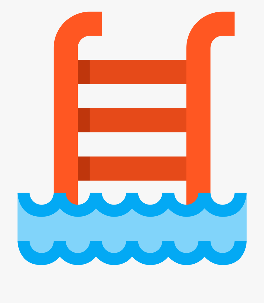 Swimming Pool Icon Png Clipart , Png Download.