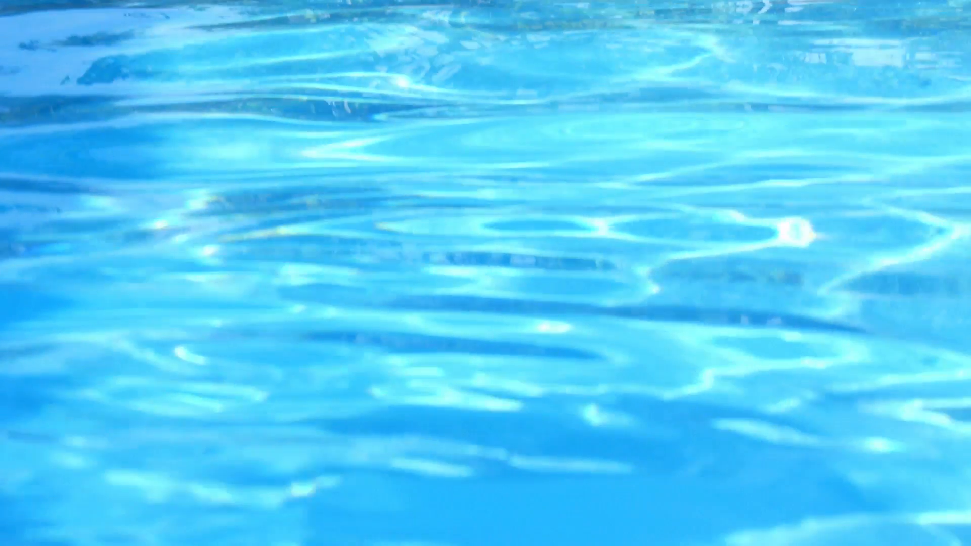 Swimming Pool Water Surface With Sparkli #638570.