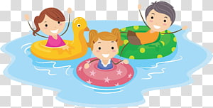 Cartoon Pool transparent background PNG cliparts free.