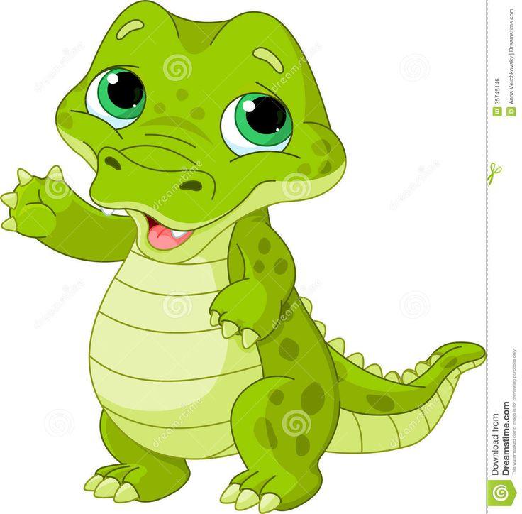 Swimming reptile clipart - Clipground Cute Reptiles Clipart
