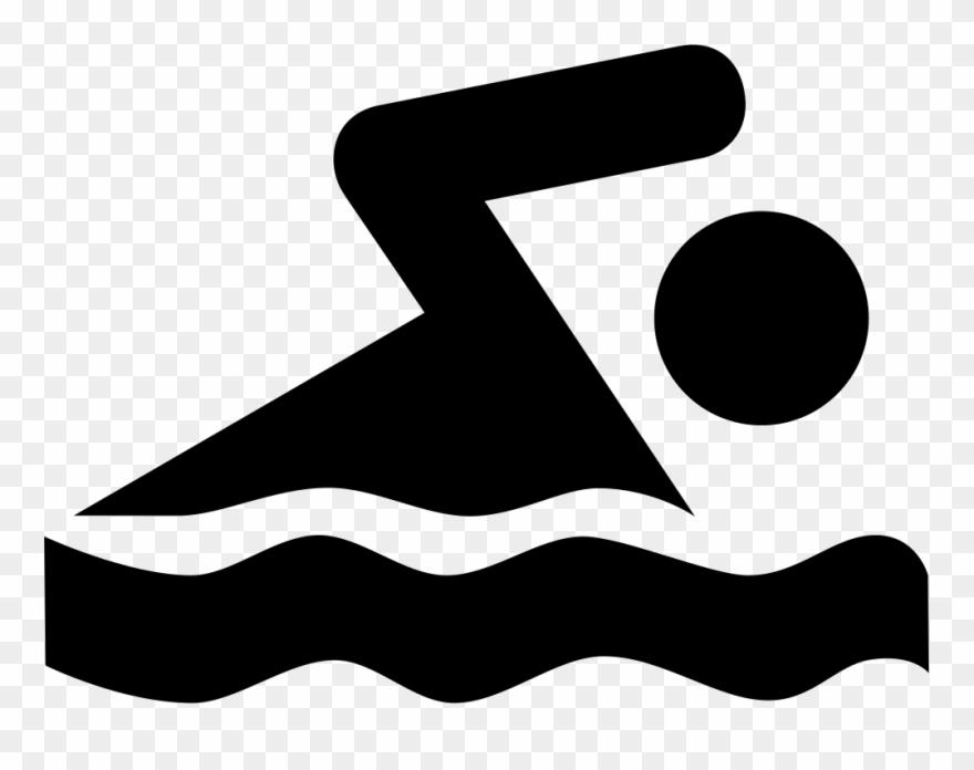 Clipart Person Swimming.