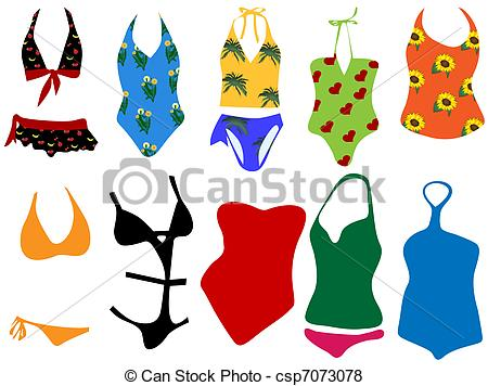 Swimwear Illustrations and Clip Art. 5,387 Swimwear royalty free.
