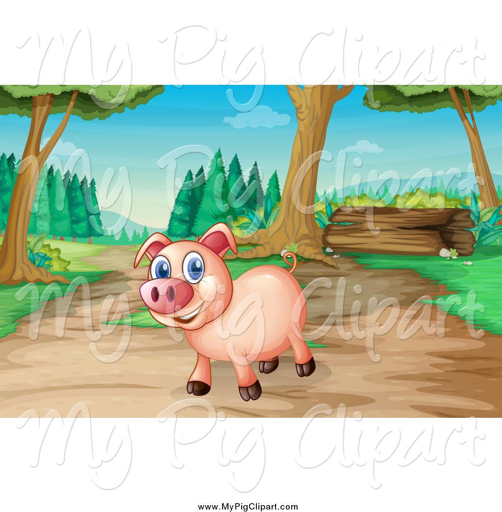 Royalty Free Swine Stock Pig Designs.