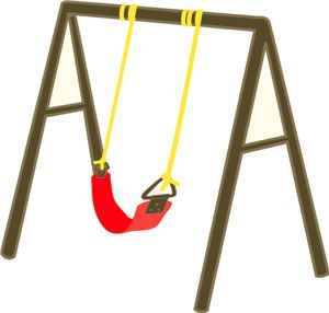 Swing clipart images.