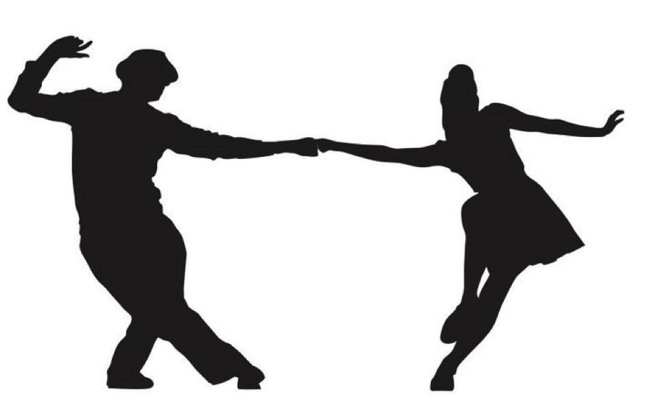 Swing Dancing in Sautee.
