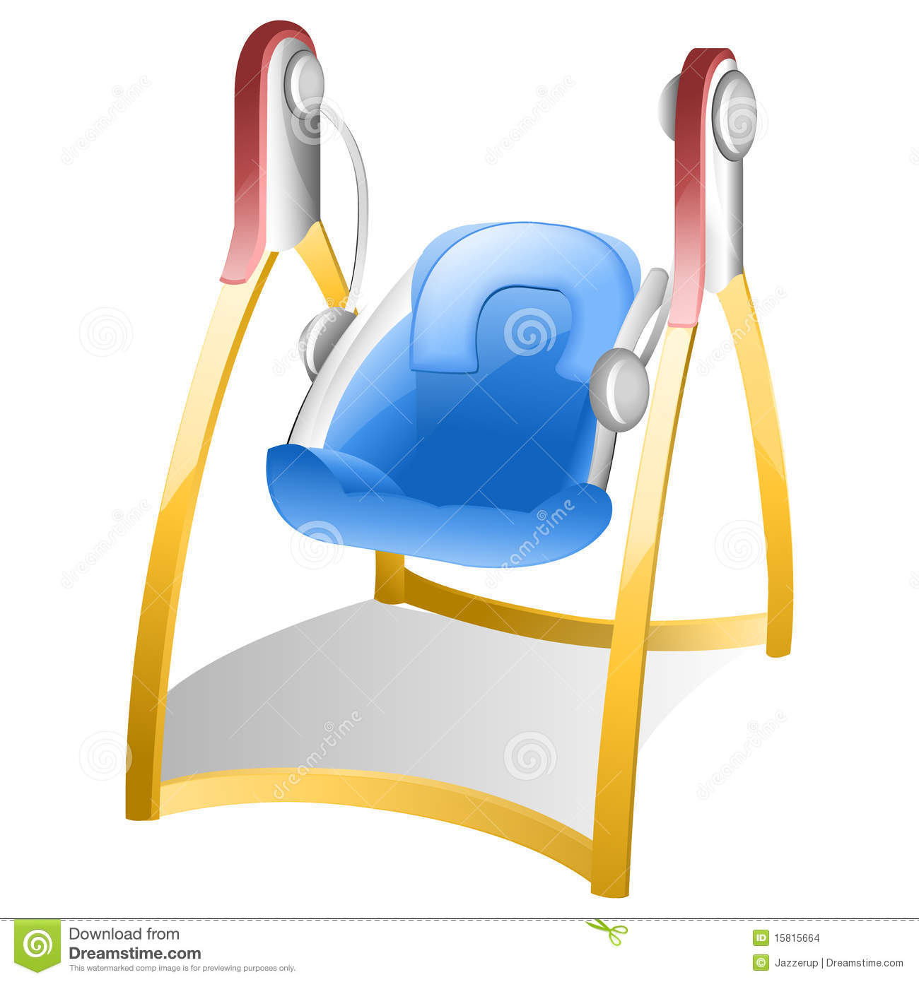 Baby Swing Clipart.