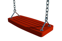 Red Swing Seat Stock Illustrations.