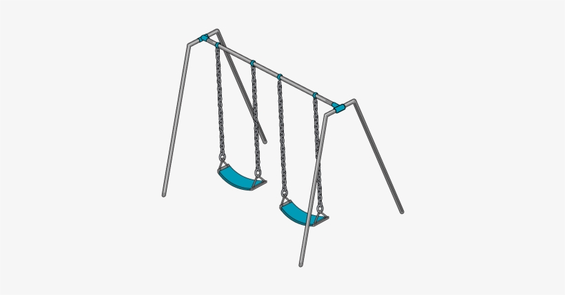 Decoration Swingset.