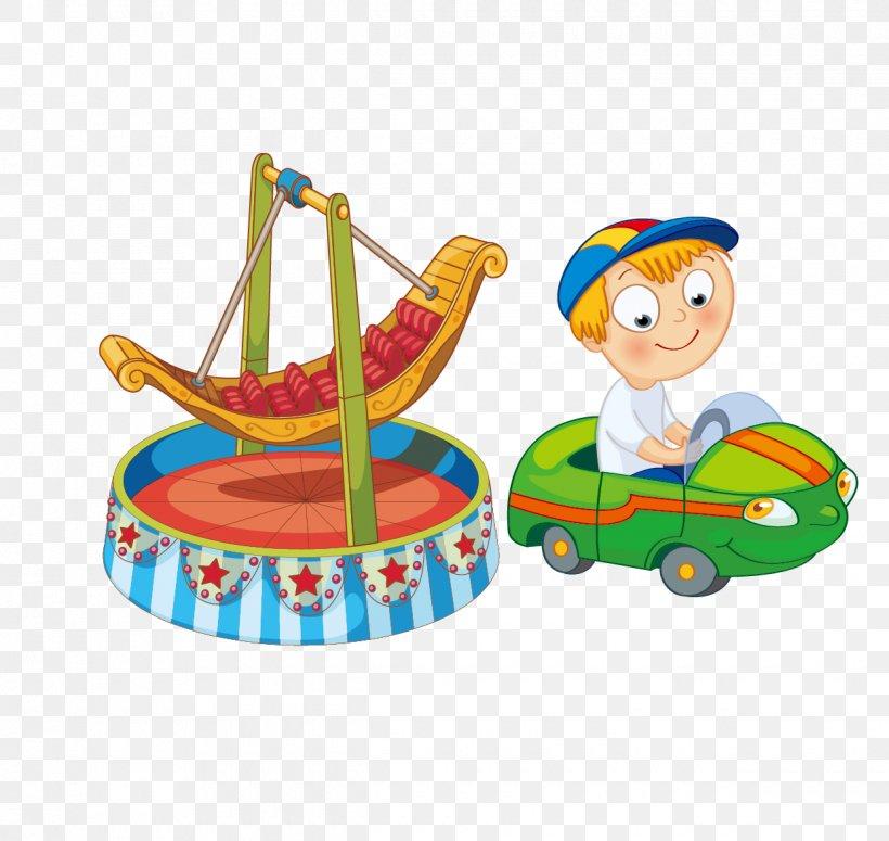 Amusement Ride Amusement Park Traveling Carnival Clip Art.
