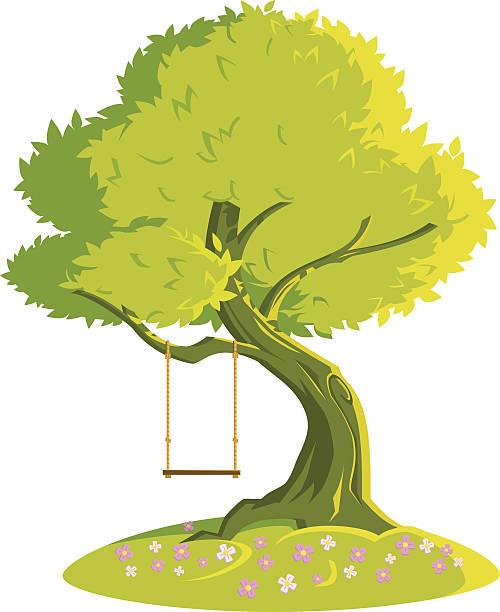 66815 Tree free clipart.