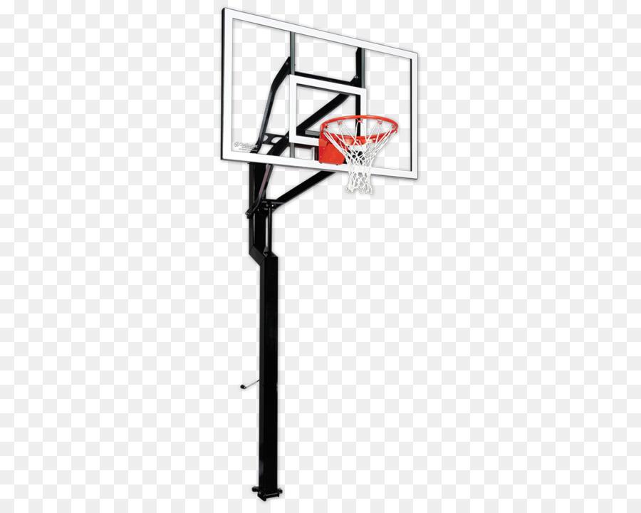 Basketball Hoop Background.