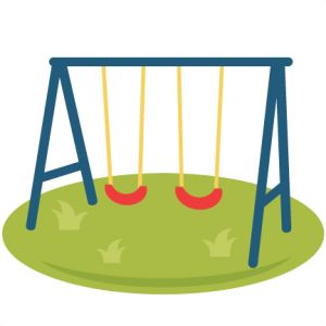 Swings clipart 5 » Clipart Station.