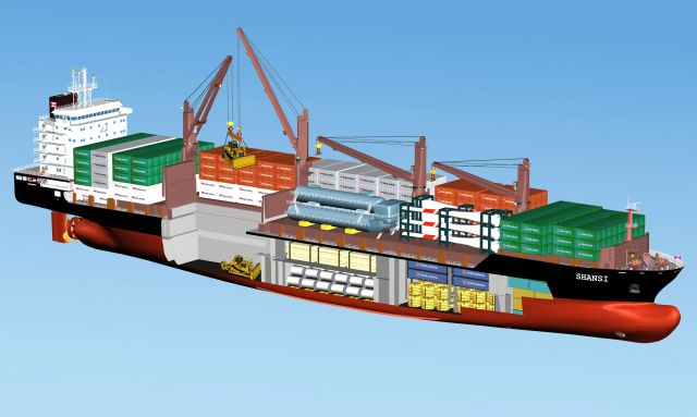 Boeckmans represents Swire Shipping containers breakbulk and.