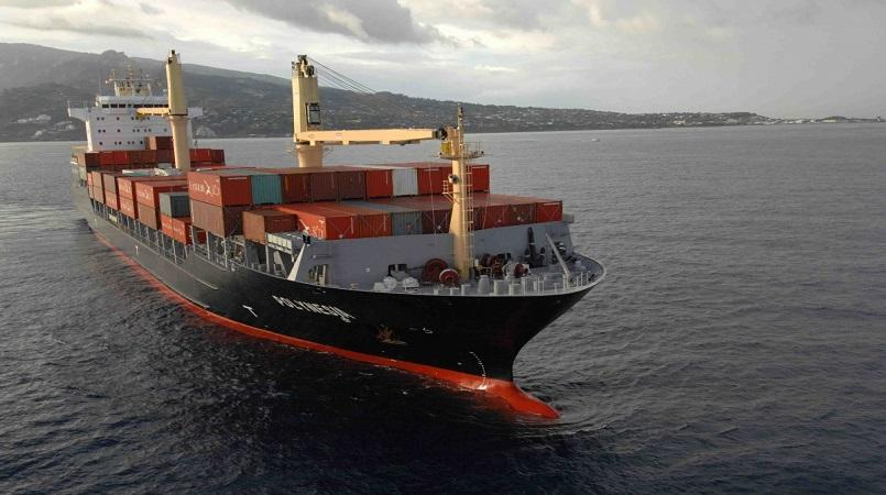 Swire launches Pacific Islands service.