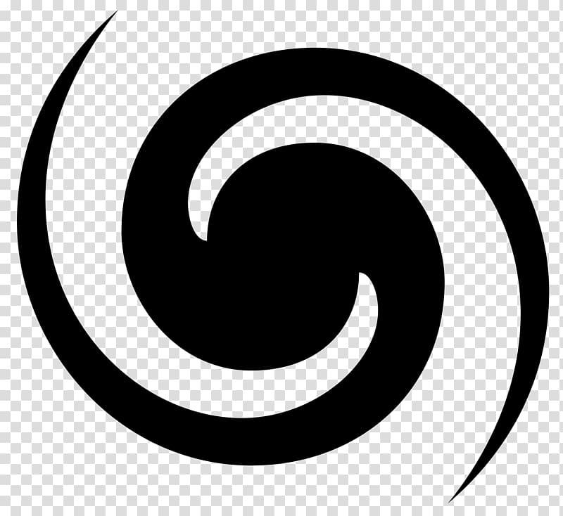 Black spiral logo, Logo Black and white Brand Circle Font.