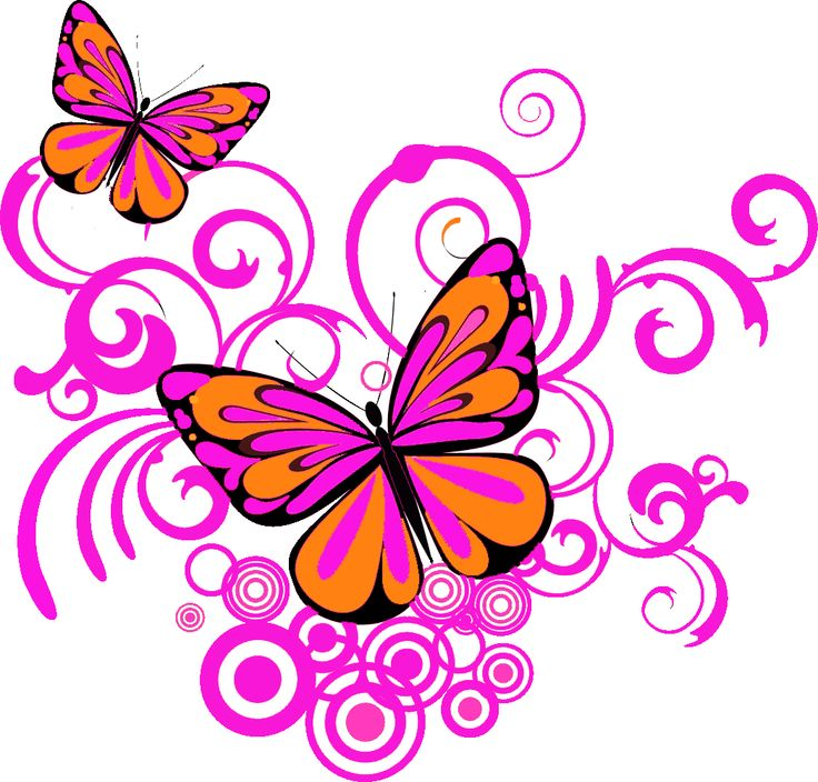 17 Best images about * Butterfly Silhouettes, Vectors, Clipart.