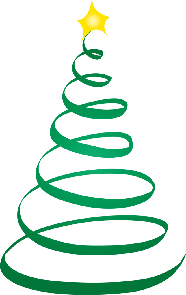 Christmas Tree Swirl Png & Free Christmas Tree Swirl.png.