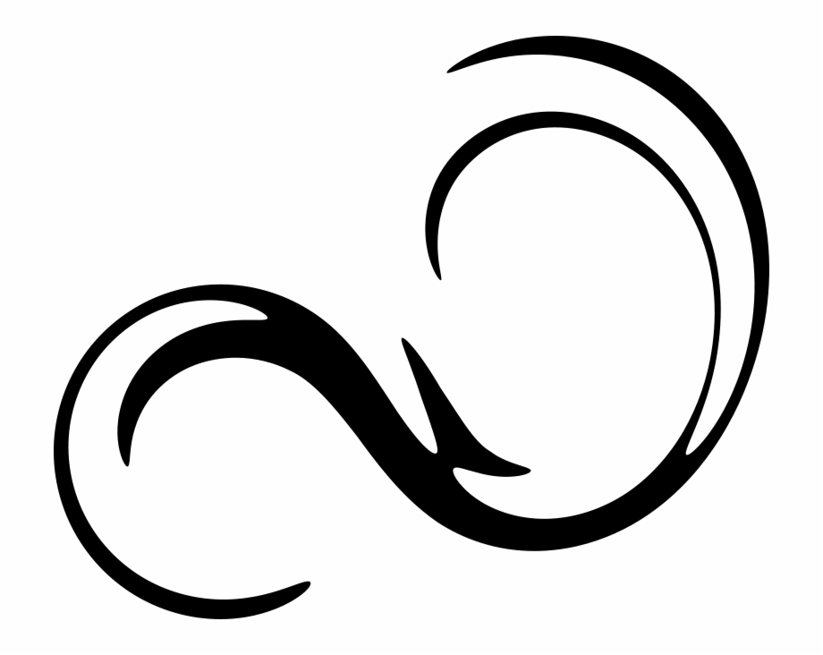 Curly Swirl Png Download Image.