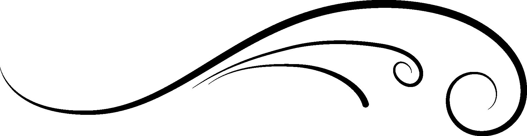 Swirl Line Design Clipart : Swirl clipart clipground