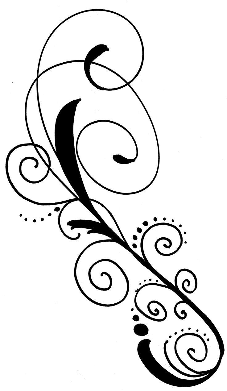 Download swirl design clipart Clip art.