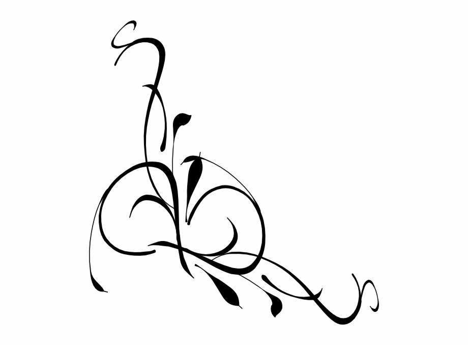 Swirl Design On Pinterest.