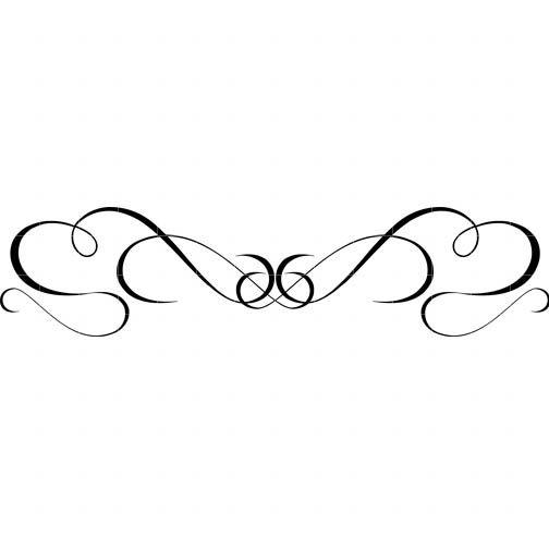 Swirls swirl design border clipart kid.