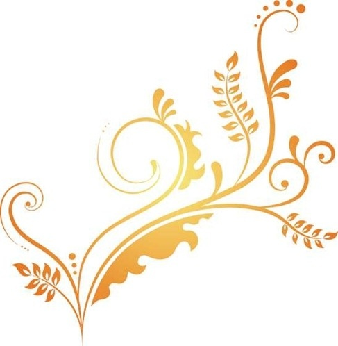 Free Tiny Swirls Vector Free vector in Encapsulated.