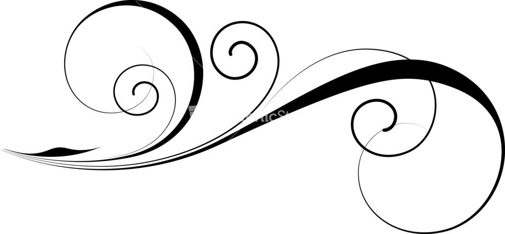 Vector Swirl Png.