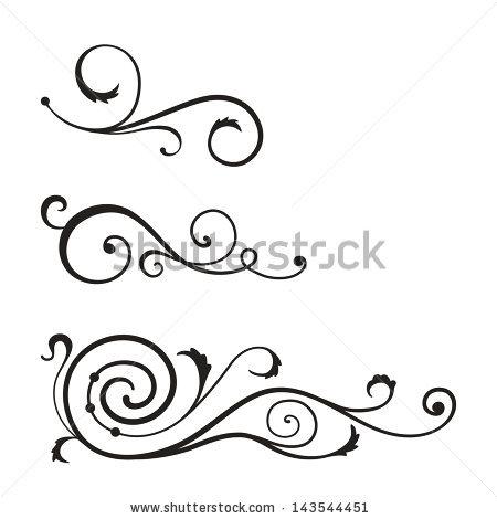 Swirl Stock Photos, Royalty.