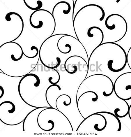 Swirl Pattern Stock Photos, Royalty.