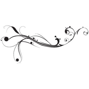 Free clipart swirls and curls 1 » Clipart Station.
