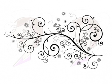 Free clipart swirls and curls 2 » Clipart Station.