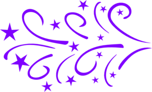 Shooting Stars Swirl Clip Art at Clker.com.